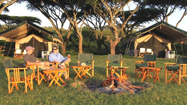 5 Days Budget Safari to Tarangire Manyara Serengeti and Ngorongoro