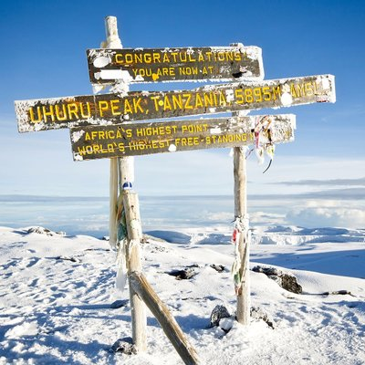 6 Days Machame Route Itinerary