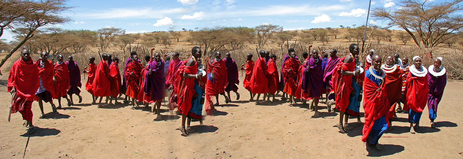 maasai-tribe dance